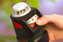 Bosch PLL 360 Linienlaser Praxistest - Handhabung